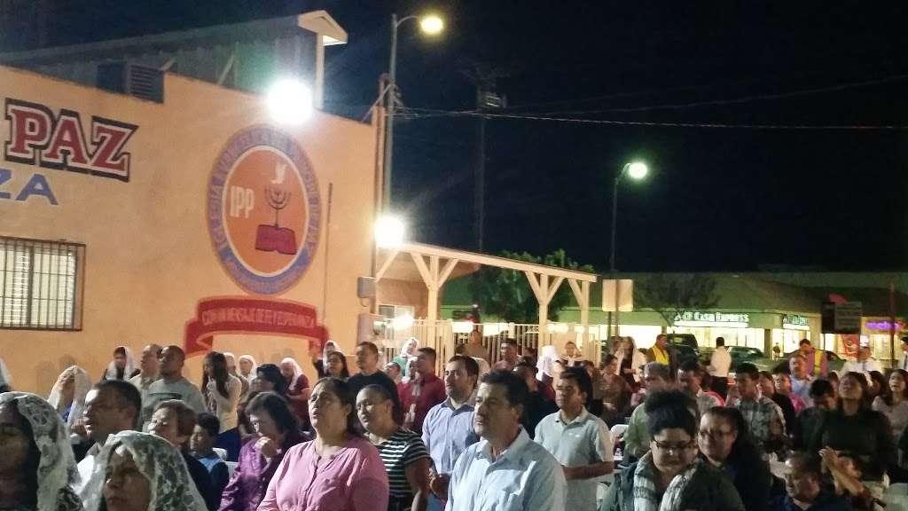 Principe de Paz MH - church  | Photo 4 of 10 | Address: 5108, 15428 Parthenia St, North Hills, CA 91343, USA | Phone: (818) 517-1753