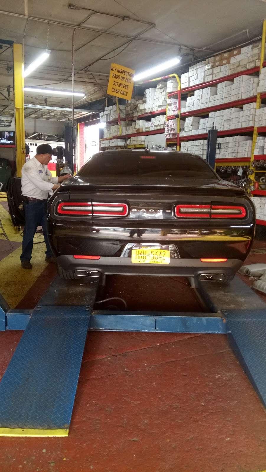 Bronx Discount Muffler Center - car repair  | Photo 9 of 10 | Address: 501 Bruckner Blvd, Bronx, NY 10455, USA | Phone: (718) 402-4422