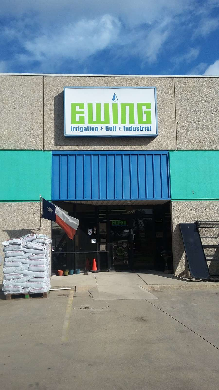 Ewing Irrigation Landscape Supply 10525 Wireway Dr Dallas Tx 75220 Usa