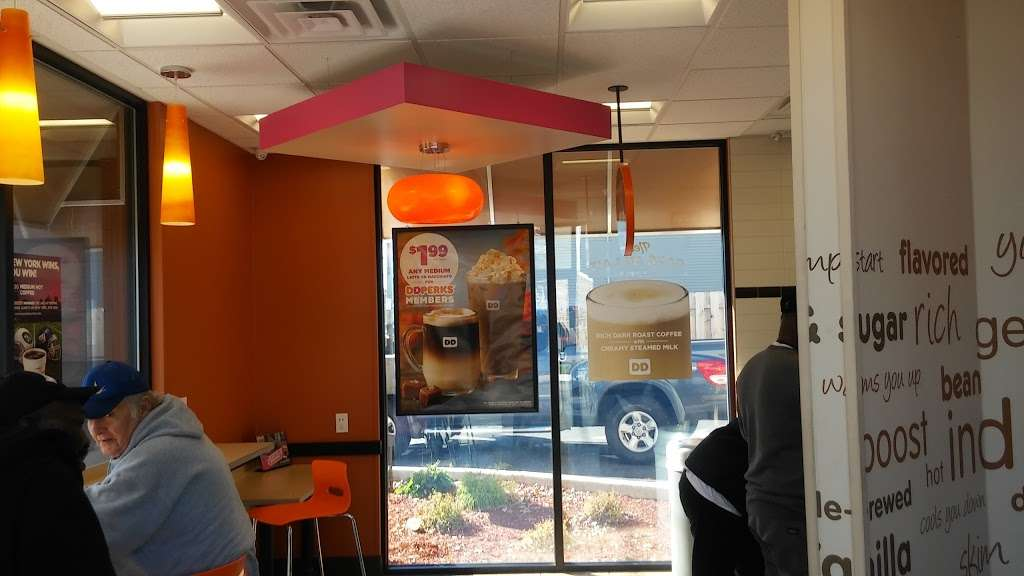 Dunkin Donuts - cafe  | Photo 2 of 10 | Address: 454 Spring St, Elizabeth, NJ 07201, USA | Phone: (973) 298-3285
