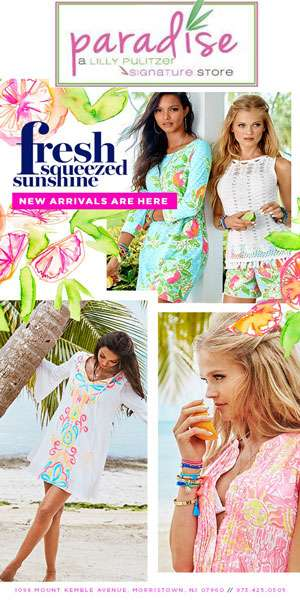 Paradise - A Lilly Pulitzer Signature Store - clothing store  | Photo 3 of 4 | Address: 980 Mt Kemble Ave, Morristown, NJ 07960, USA | Phone: (973) 425-0505