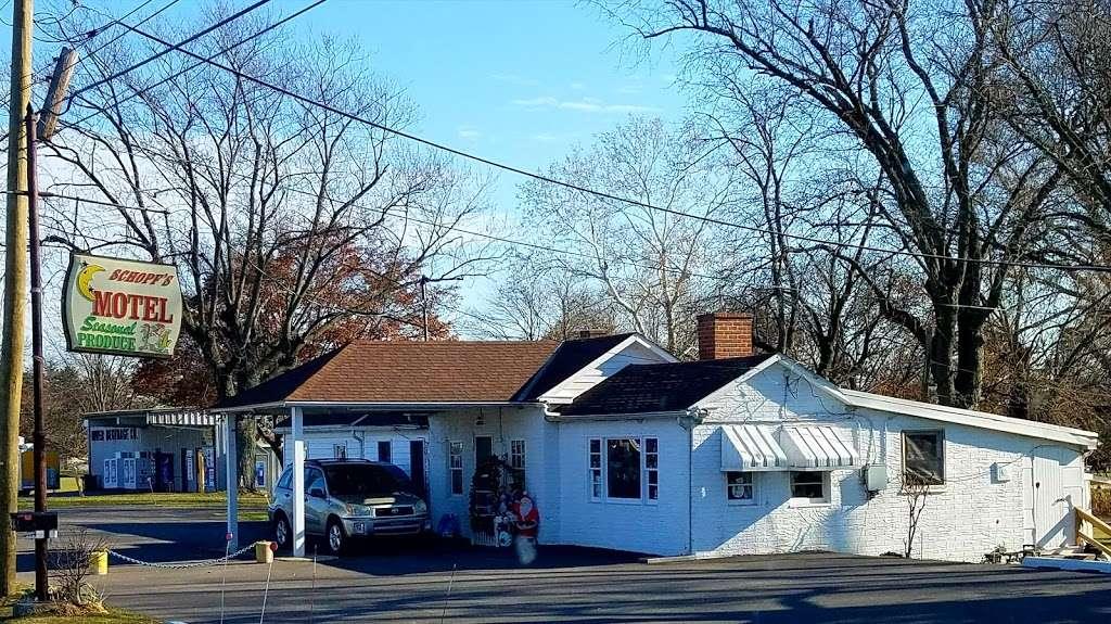 Schopfs Motel And Seasonal Produce - lodging  | Photo 1 of 1 | Address: Wrightsville, PA 17368, USA | Phone: (717) 542-7579