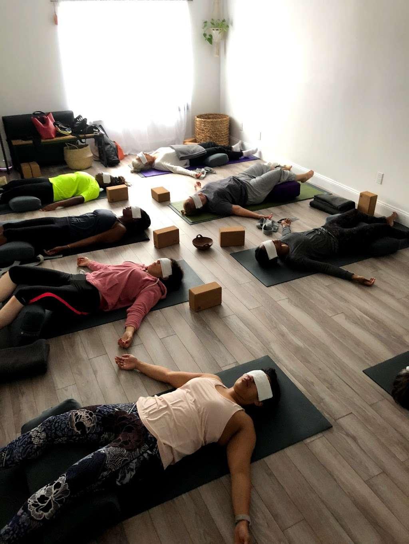 Nkisoy Yoga - gym  | Photo 7 of 10 | Address: 2000 Bigler St 2nd floor, Fort Lee, NJ 07024, USA | Phone: (856) 373-8612