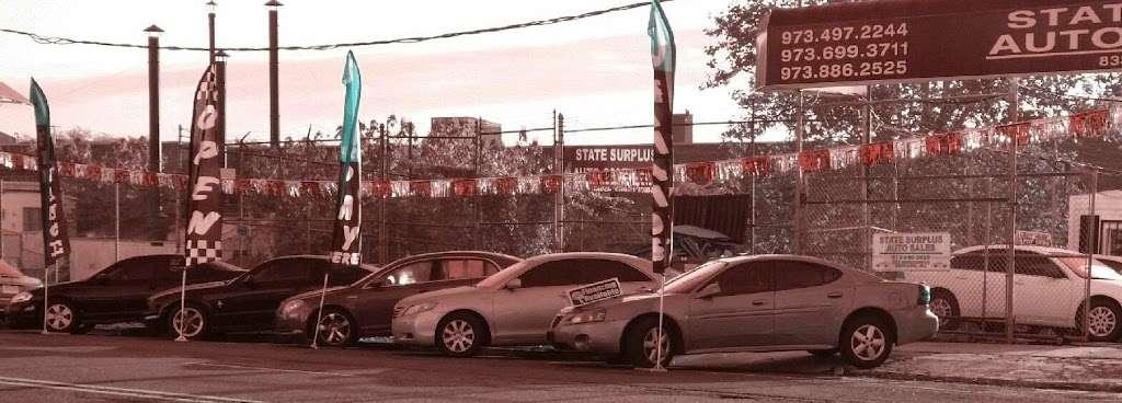 State Surplus Auto Sales - car dealer    Photo 8 of 10   Address: 833 Broadway, Newark, NJ 07104, USA   Phone: (973) 497-2244
