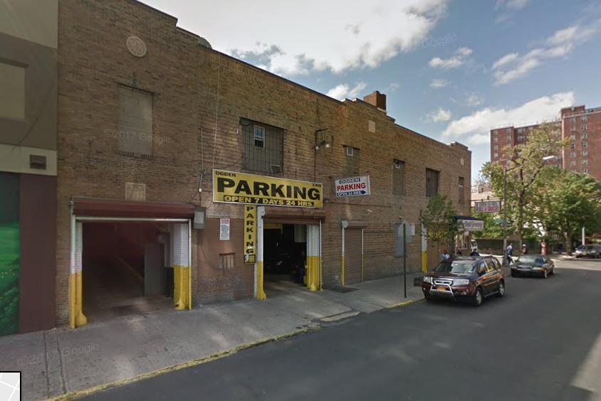 New Ogden Parking Inc - parking  | Photo 1 of 1 | Address: 4502, 156 W 166th St, Bronx, NY 10452, USA | Phone: (718) 681-5122
