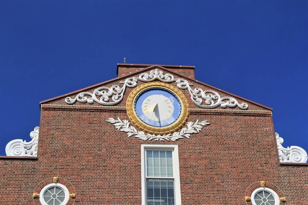Weymouth Town Hall - city hall  | Photo 2 of 4 | Address: 75 Middle St, Weymouth, MA 02189, USA | Phone: (781) 335-2000