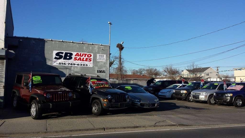 SB Auto Sales - car dealer  | Photo 3 of 10 | Address: 1355 Montauk Hwy, Copiague, NY 11726, USA | Phone: (631) 225-1405