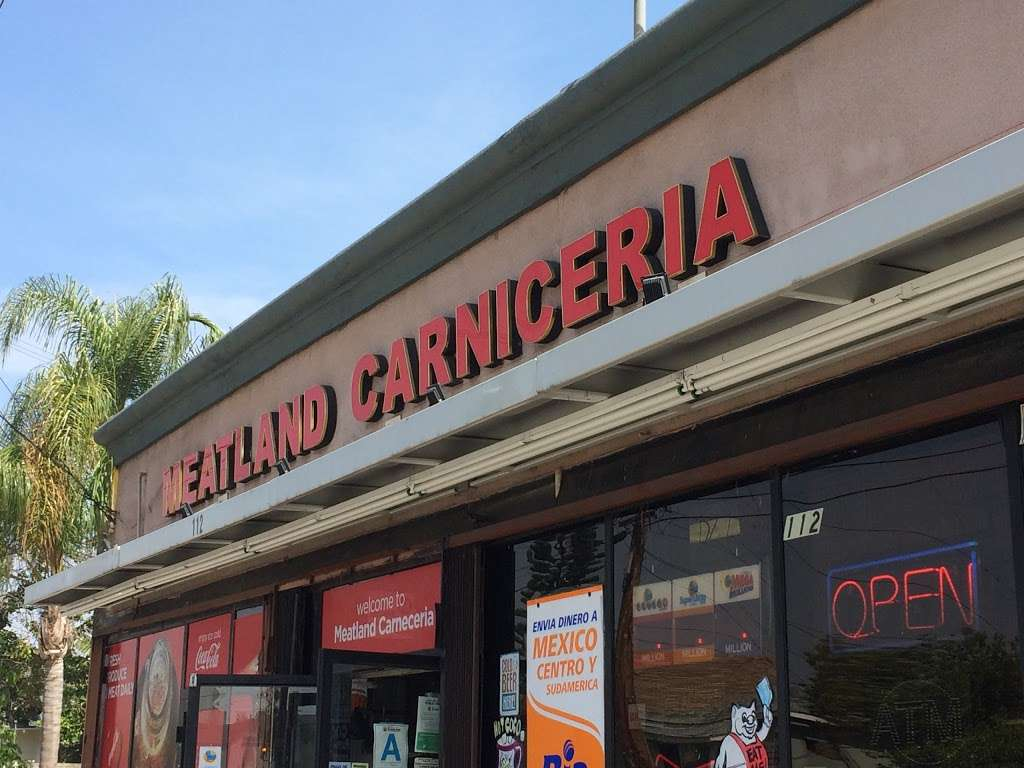 Meatland Carniceria - store    Photo 2 of 8   Address: 112 N Gage Ave, Los Angeles, CA 90063, USA   Phone: (323) 261-6147