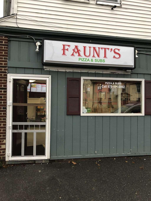 Faunts Pizza - restaurant  | Photo 2 of 10 | Address: 200 Washington St, Peabody, MA 01960, USA | Phone: (978) 531-0992