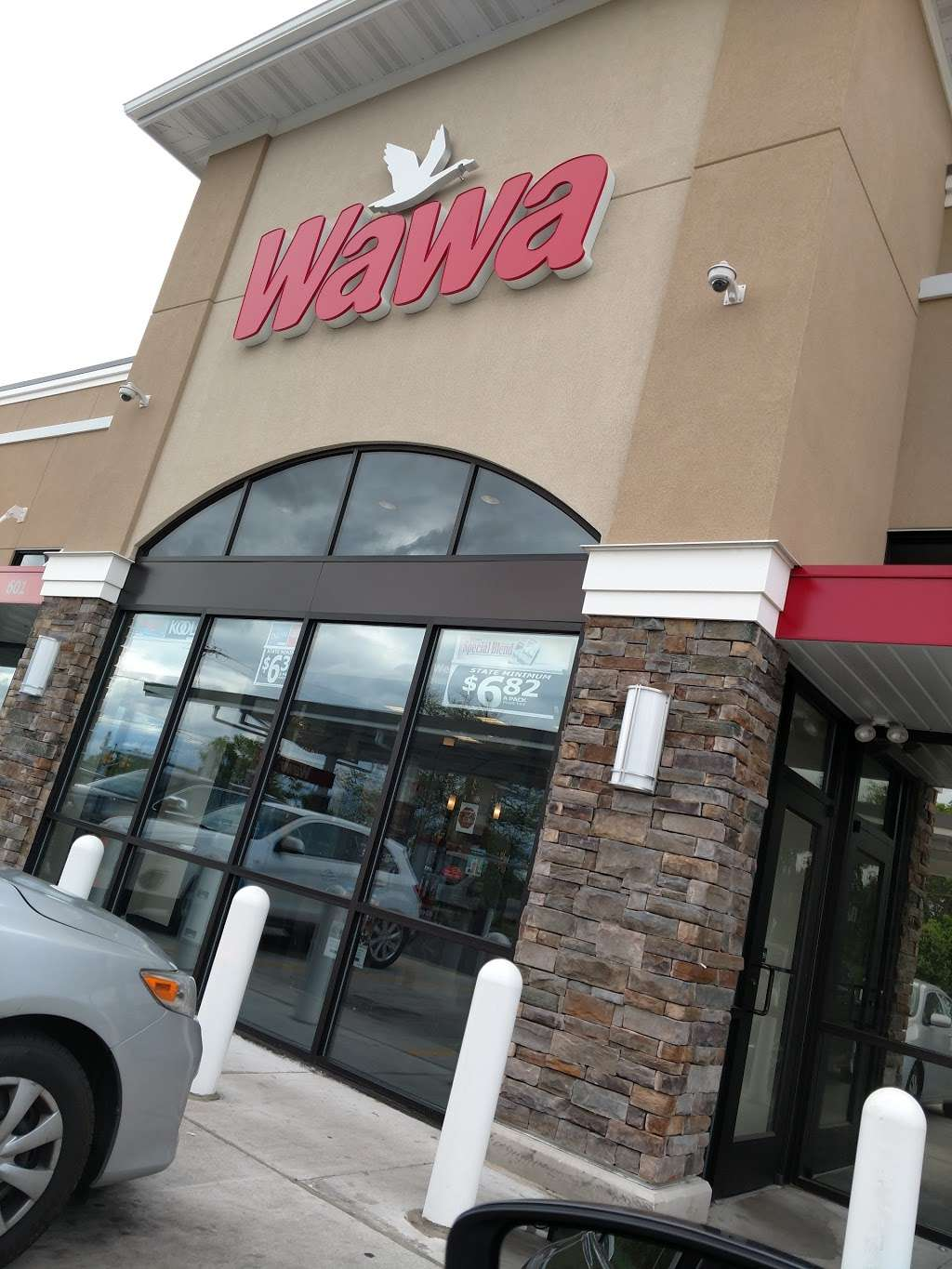 Wawa - convenience store  | Photo 2 of 10 | Address: 601 E Street Rd, Feasterville-Trevose, PA 19053, USA | Phone: (215) 355-4370