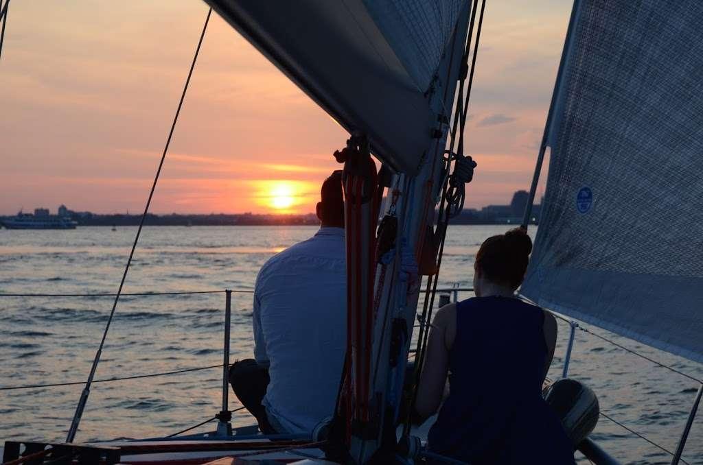 Gotham Sailing - travel agency  | Photo 9 of 10 | Address: 80 Audrey Zapp Dr, Jersey City, NJ 07305, USA | Phone: (732) 820-0290