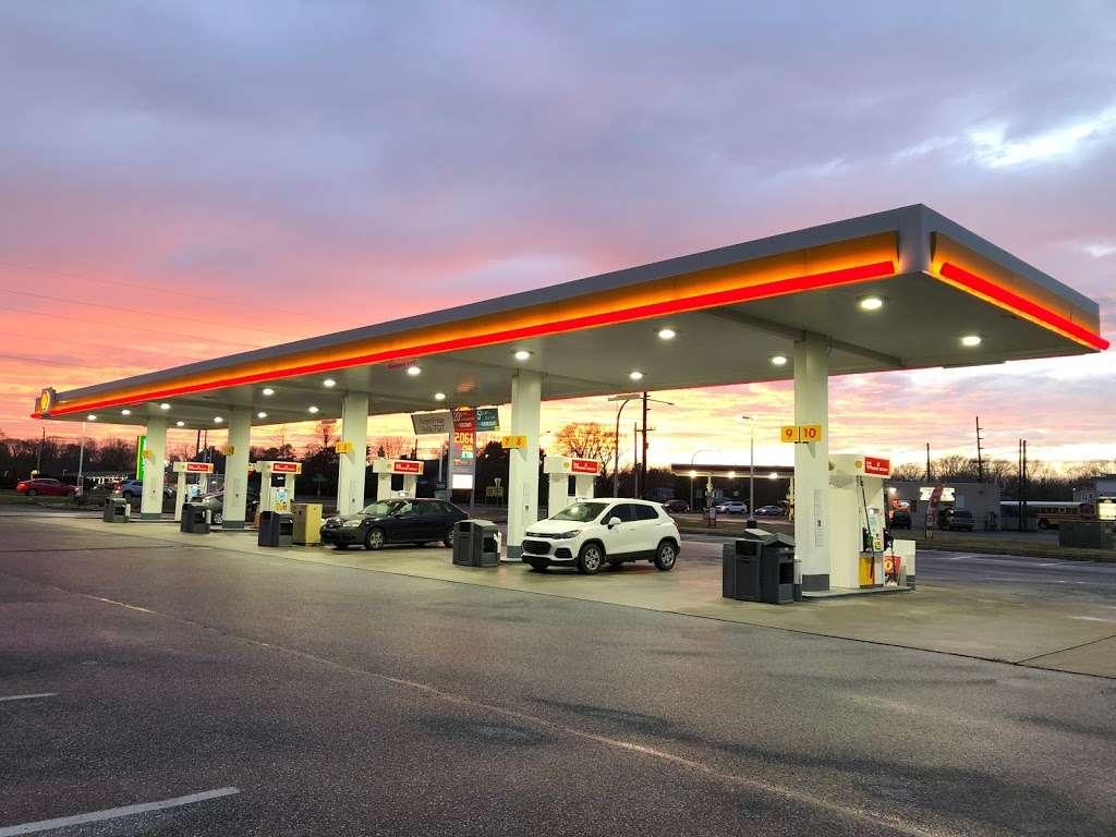 Shell - gas station    Photo 2 of 4   Address: 24851 John J Williams Hwy, Millsboro, DE 19966, USA   Phone: (302) 945-6221