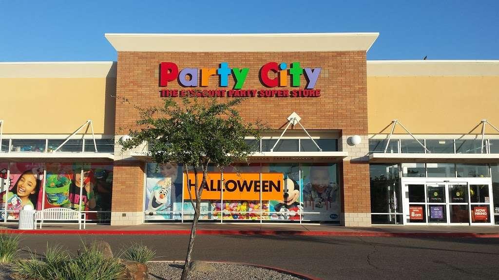 Party City - home goods store  | Photo 1 of 10 | Address: 821 N Dobson Rd, Mesa, AZ 85201, USA | Phone: (480) 668-9000