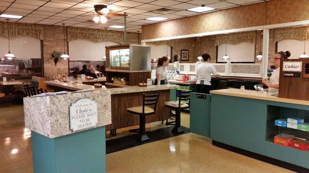 Clairs Family Restaurant - restaurant  | Photo 4 of 10 | Address: 1486 Grandview Rd, Hanover, PA 17331, USA | Phone: (717) 632-2077