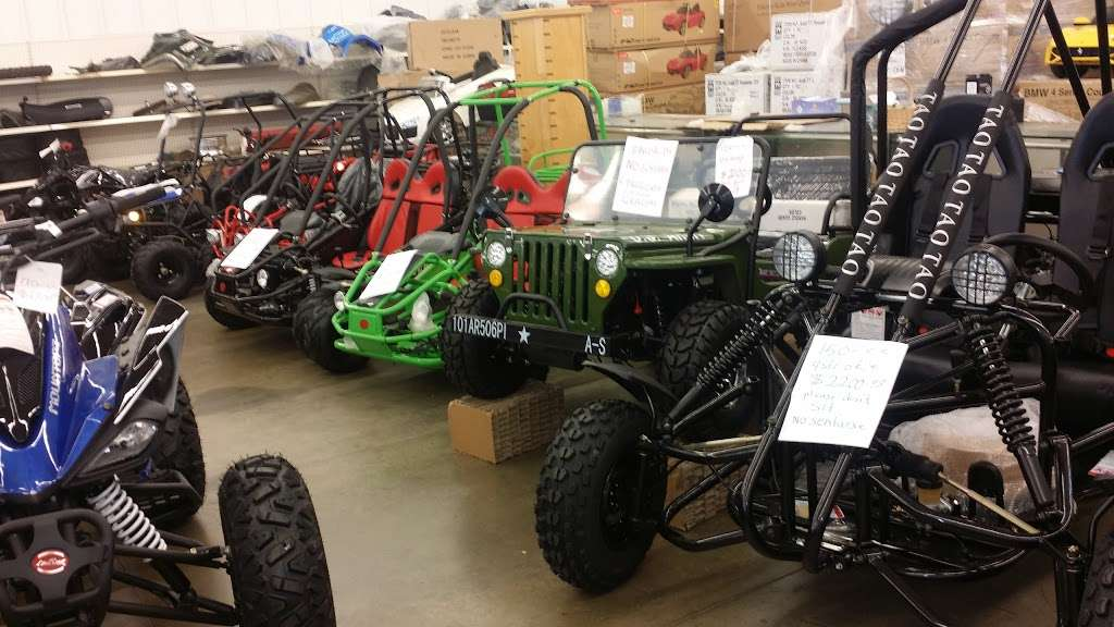 Atv Distributor LLC - store  | Photo 4 of 10 | Address: 7007 E 88th Ave J2, Henderson, CO 80640, USA | Phone: (720) 394-0414