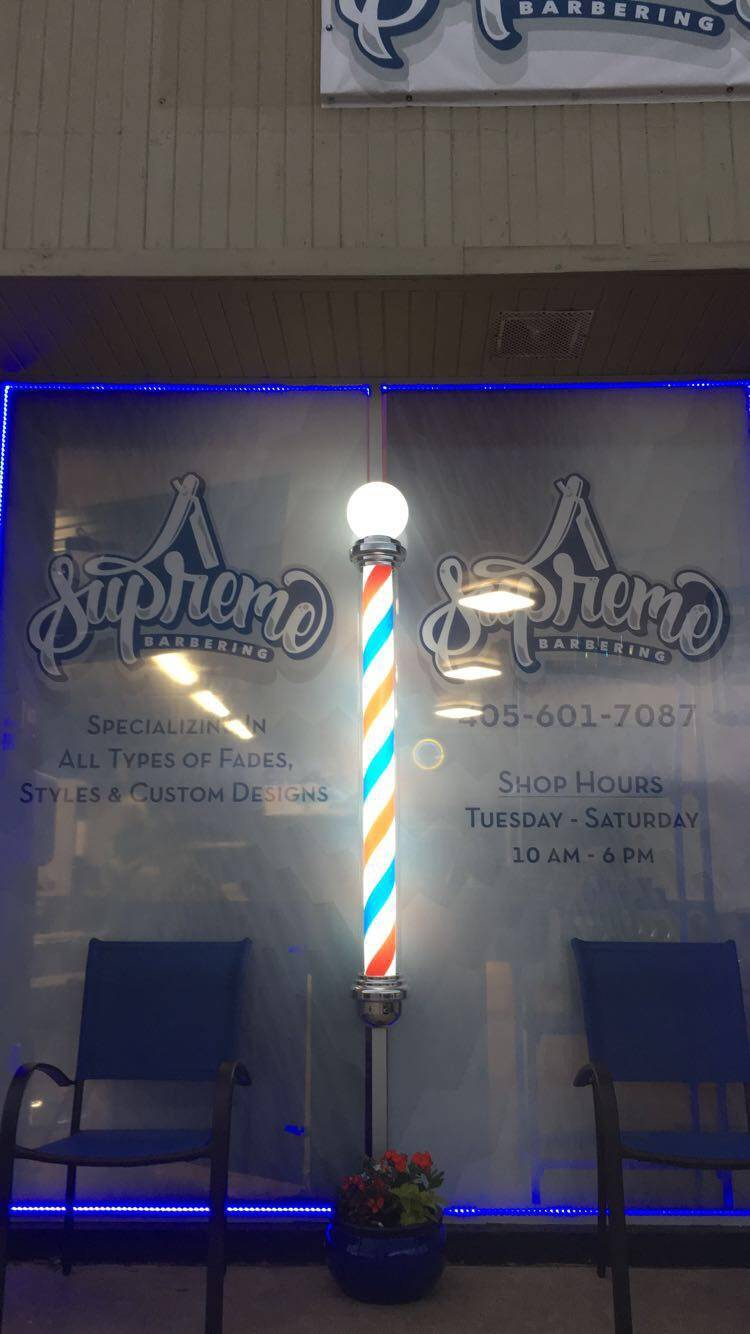 Supreme Barbering LLC - hair care  | Photo 6 of 10 | Address: 1705 N Broadway Ave, Oklahoma City, OK 73103, USA | Phone: (405) 601-7087