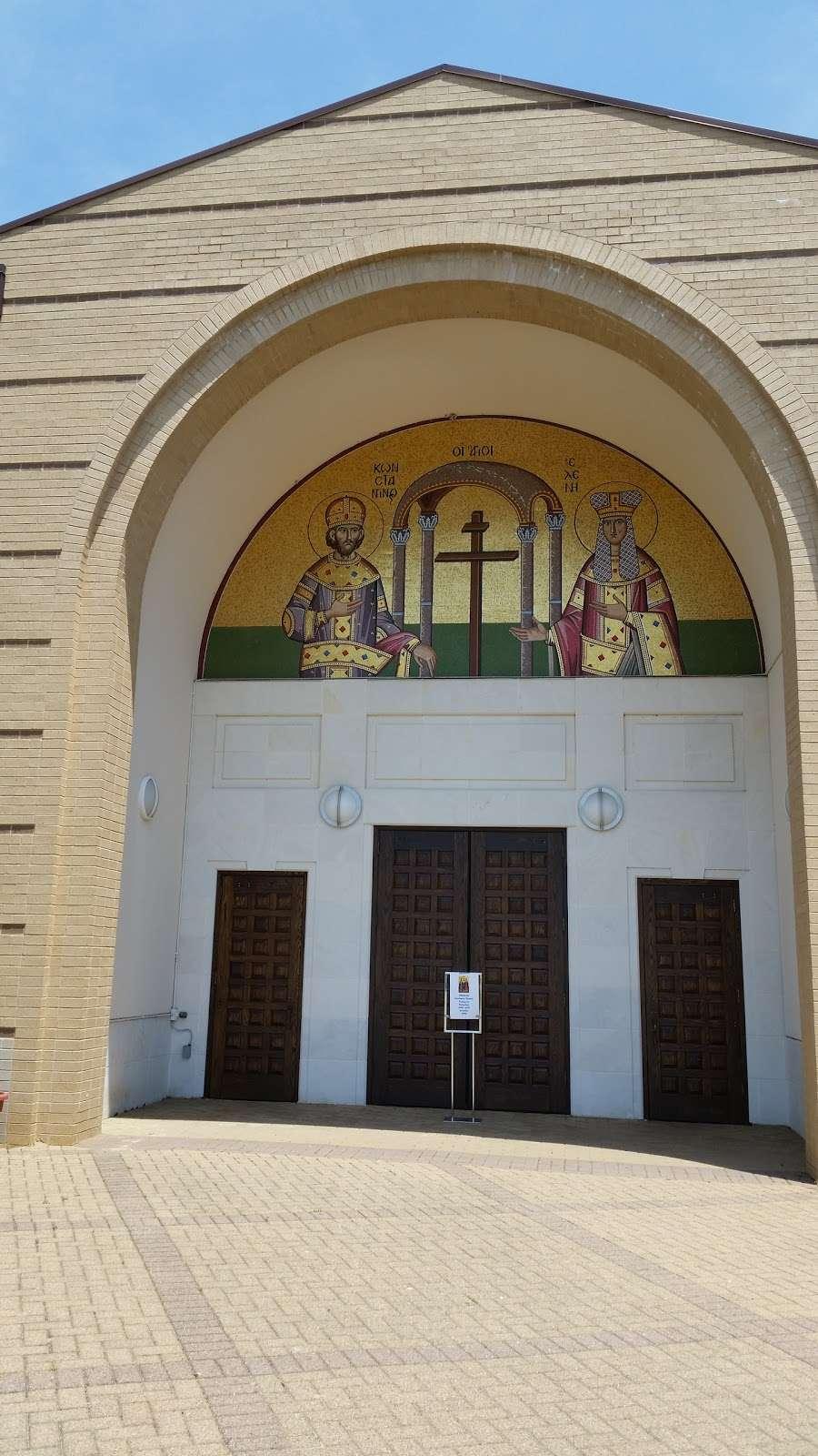 Sts. Constantine & Helen Greek Orthodox Church - church  | Photo 6 of 10 | Address: 2747 Riva Rd, Annapolis, MD 21401, USA | Phone: (410) 573-2072