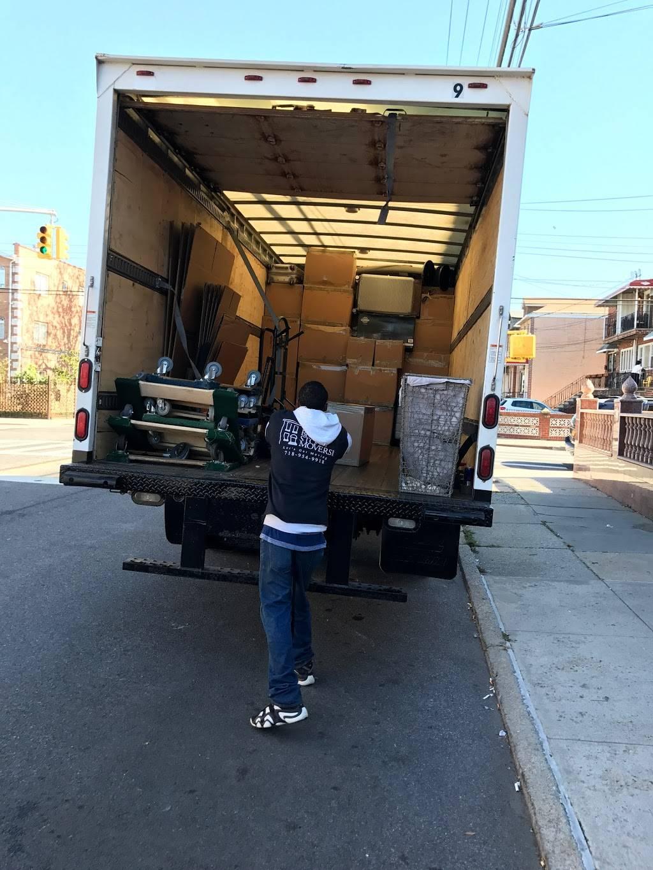 Brownstone Movers - moving company  | Photo 8 of 10 | Address: 450 Carroll St, Brooklyn, NY 11215, USA | Phone: (929) 320-5755