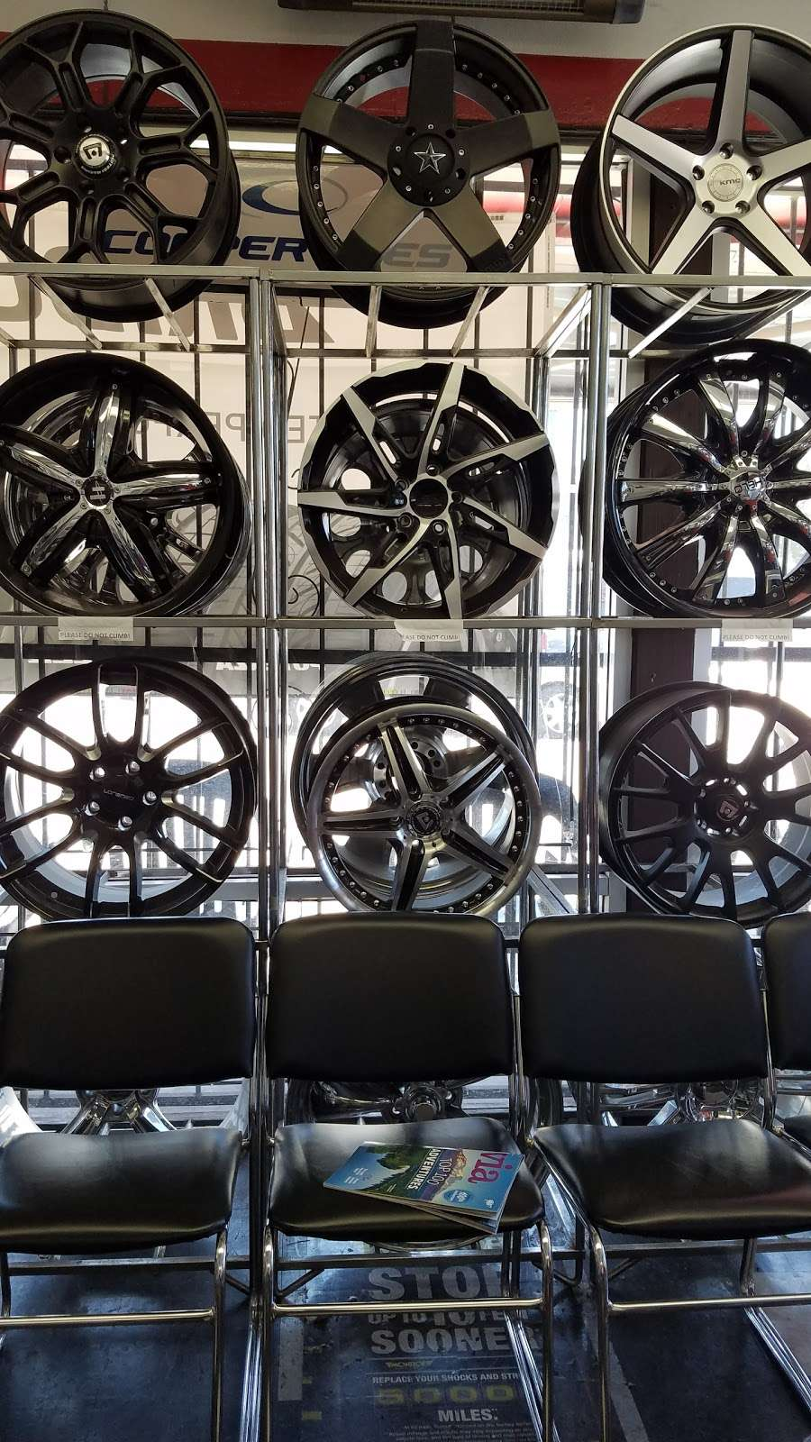 Tire Outlet Store - car repair  | Photo 5 of 6 | Address: 2240 Alum Rock Ave, San Jose, CA 95116, USA | Phone: (408) 258-1639