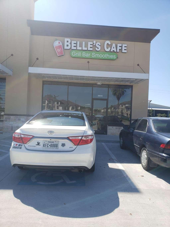 Belles Cafe - restaurant  | Photo 2 of 10 | Address: 2923 Barker Cypress Rd Suite B, Houston, TX 77084, USA | Phone: (281) 717-4127