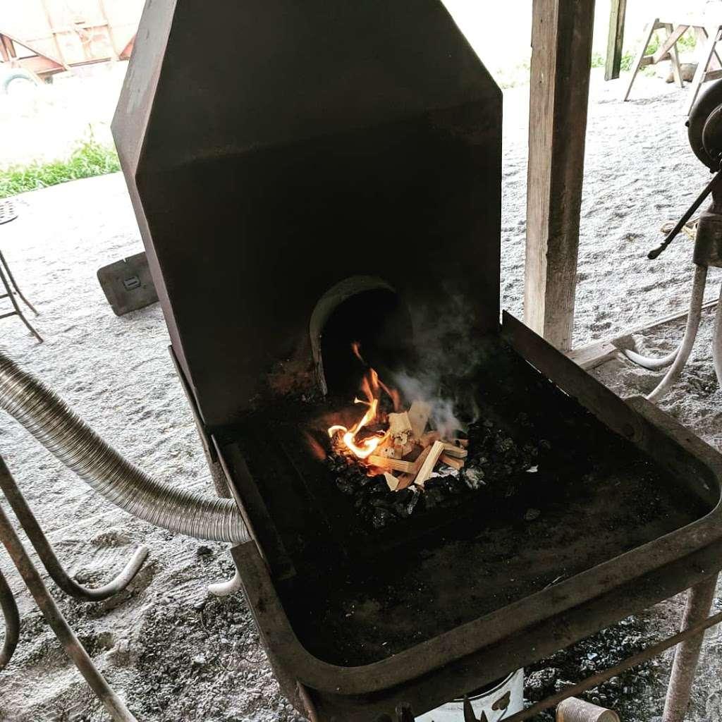 Missouri School of Blacksmithing - school  | Photo 2 of 2 | Address: 3100 NW Winchester Rd, Kidder, MO 64649, USA | Phone: (816) 575-2798