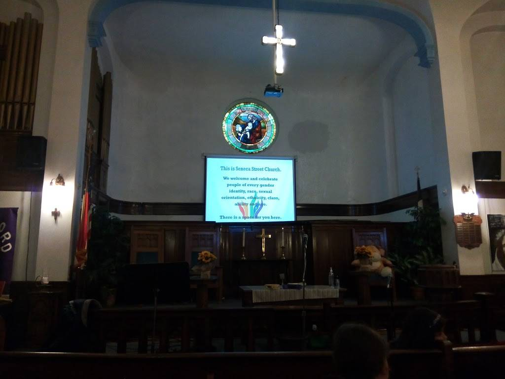 Seneca Street United Methodist Church - church  | Photo 3 of 6 | Address: 1218 Seneca St, Buffalo, NY 14210, USA | Phone: (716) 825-6742