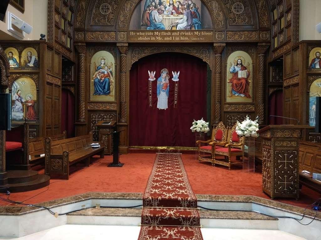 St Mary Coptic Orthodox Church - church  | Photo 10 of 10 | Address: 15450 Lyons Rd, Delray Beach, FL 33484, USA | Phone: (561) 870-5004