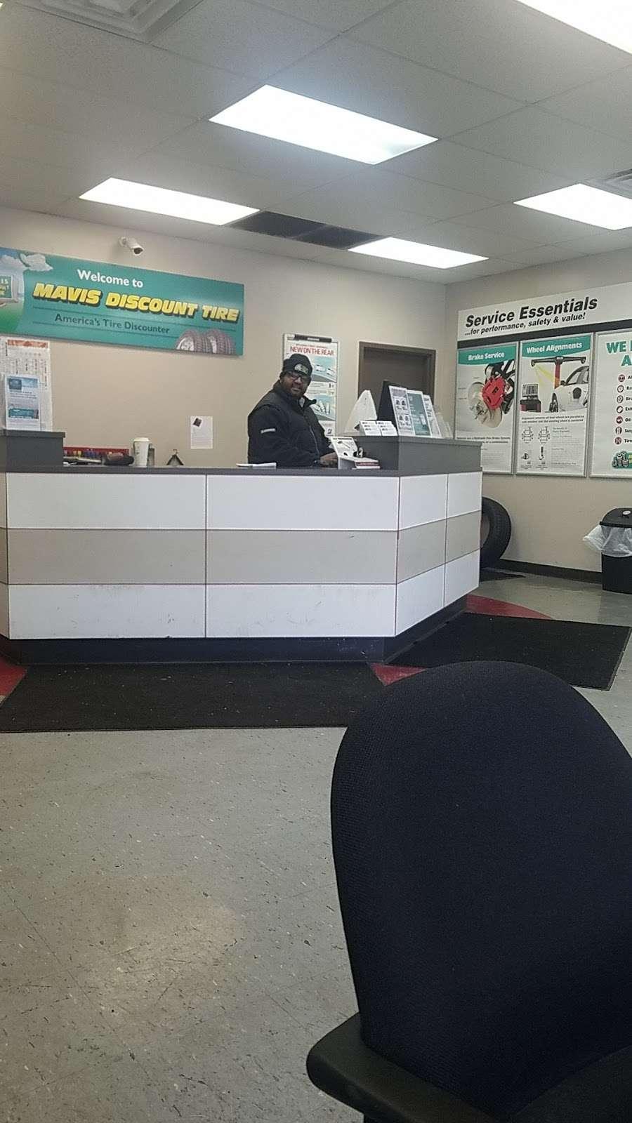 Mavis Discount Tire - car repair  | Photo 6 of 8 | Address: 67 US-46 E, Ridgefield Park, NJ 07660, USA | Phone: (201) 510-3785