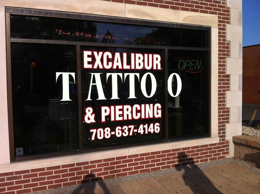Excalibur Tattoo - store  | Photo 6 of 10 | Address: 2913 S Harlem Ave, Berwyn, IL 60402, USA | Phone: (708) 637-4146