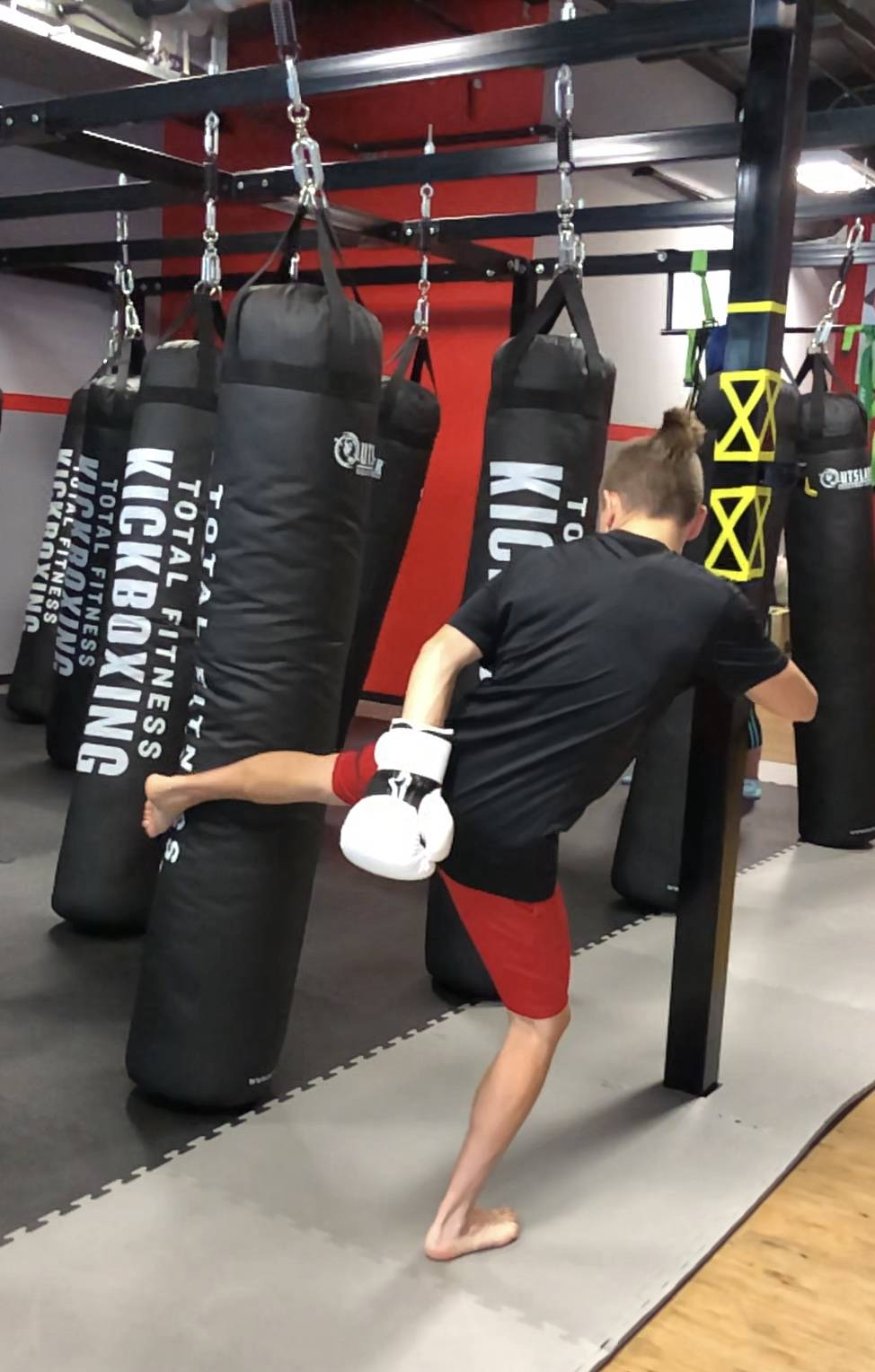 Total Fitness Kickboxing - South Austin, TX - gym  | Photo 1 of 8 | Address: 3601 W William Cannon Dr # 225, Austin, TX 78749, USA | Phone: (512) 470-5277
