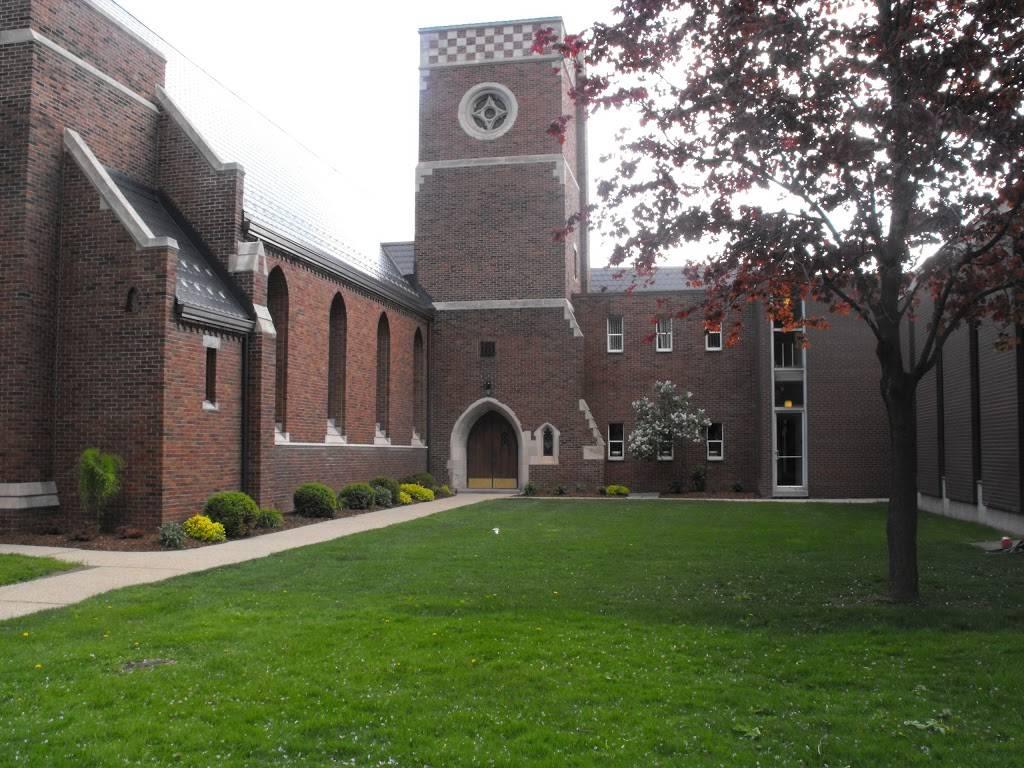 First Lutheran Church LC-C - church  | Photo 8 of 10 | Address: 160 Giles Blvd W, Windsor, ON N9A 6G9, Canada | Phone: (519) 256-2667