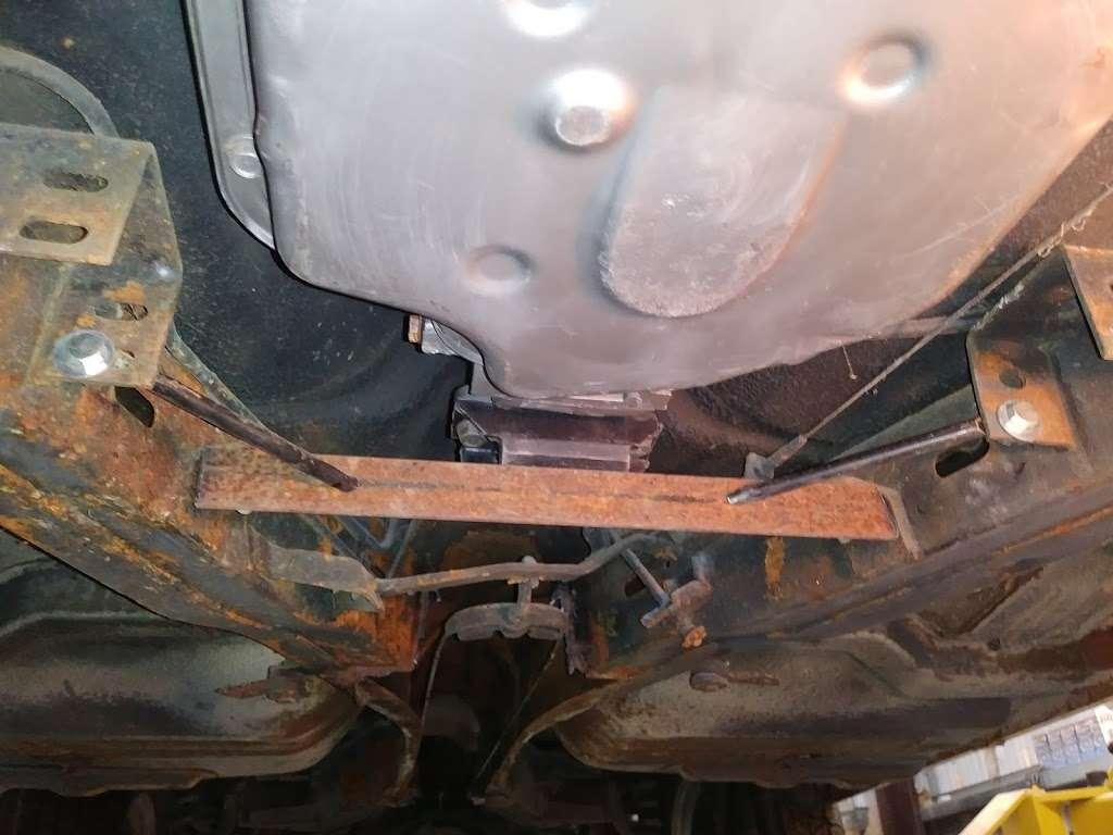 MrCs Automotive Repair And Restoration - car repair  | Photo 1 of 10 | Address: 114 E 12th St, Salisbury, NC 28144, USA | Phone: (336) 554-5501