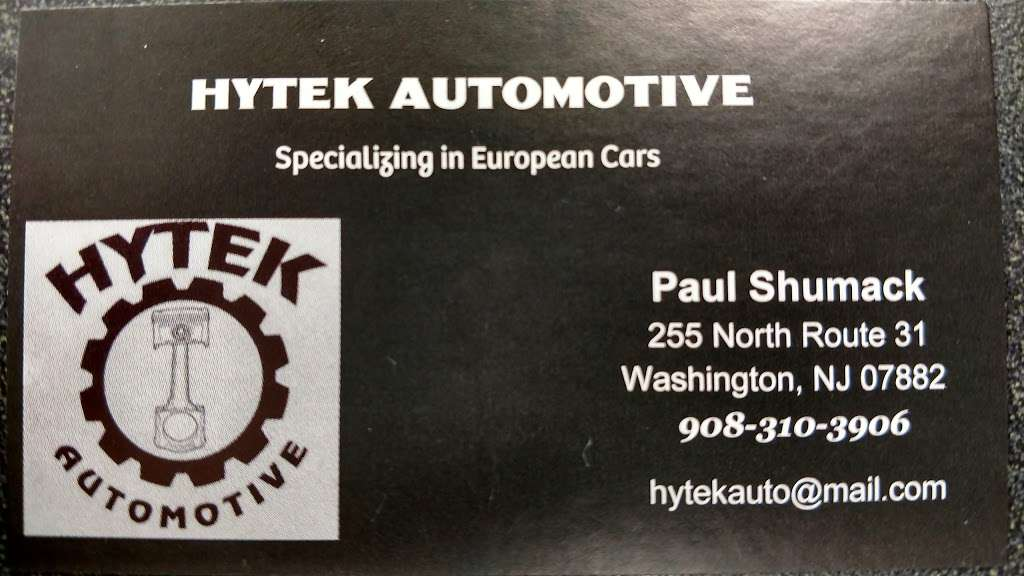 Hytek Automotive - Car repair | 255 north state highway 31