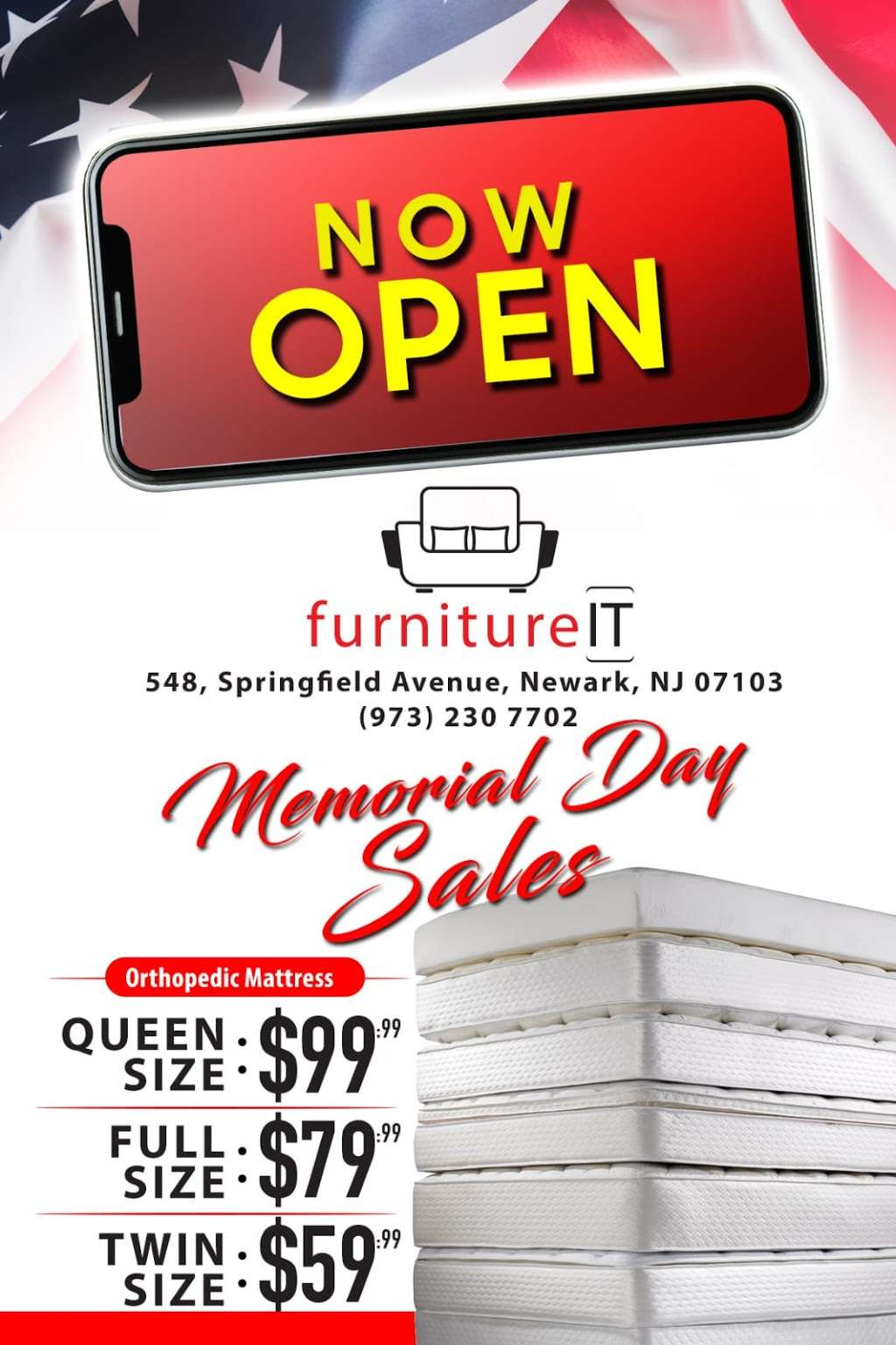 Furniture IT - furniture store  | Photo 9 of 10 | Address: 548 Springfield Ave, Newark, NJ 07103, USA | Phone: (973) 230-7702