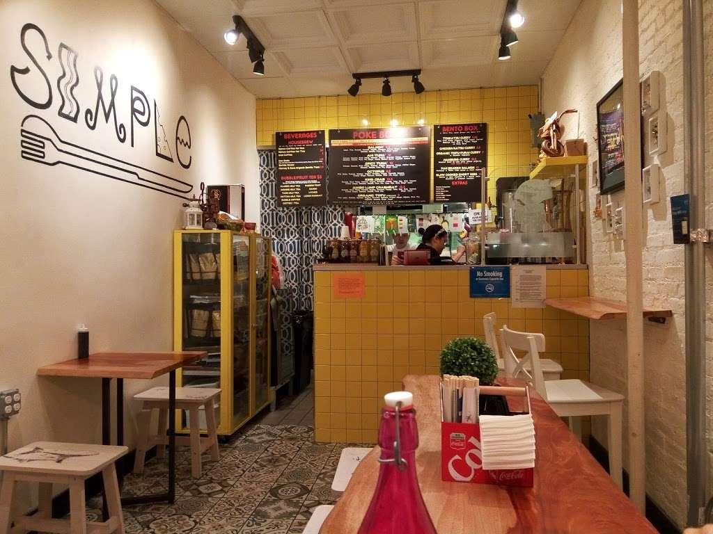Simple NYC - cafe  | Photo 1 of 10 | Address: 109 Eldridge St, New York, NY 10002, USA | Phone: (646) 870-8292