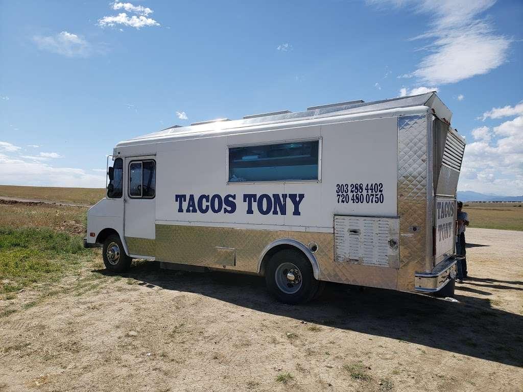 Tacos Tony Restaurant - restaurant    Photo 1 of 2   Address: R8867840, Broomfield, CO 80023, USA   Phone: (303) 288-4402
