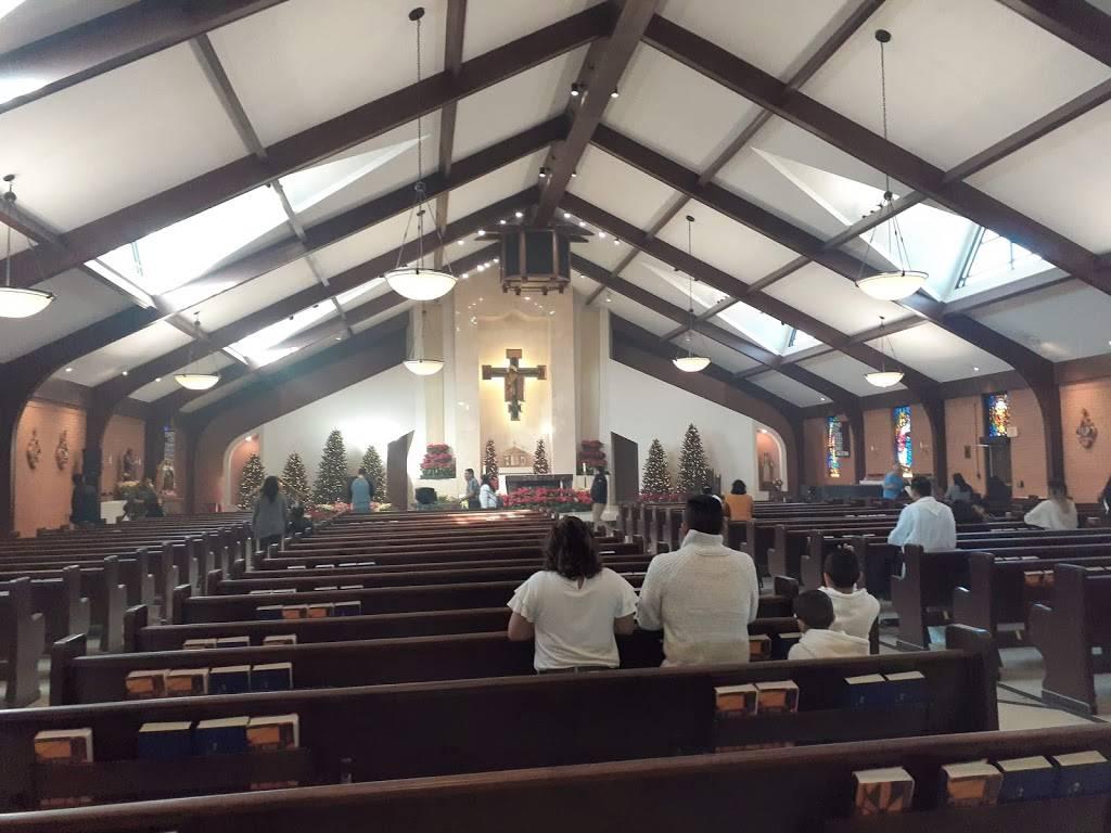 St. James the Greater Catholic Church - church  | Photo 1 of 10 | Address: 4201 S McKinley Ave, Oklahoma City, OK 73109, USA | Phone: (405) 636-6800