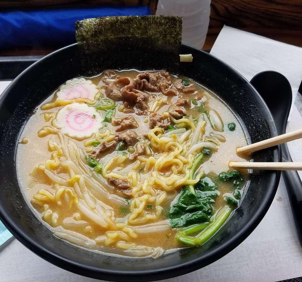 Ramen Gami - restaurant  | Photo 7 of 10 | Address: 1 Sussex Ave #3926, Newark, NJ 07103, USA | Phone: (973) 622-2888