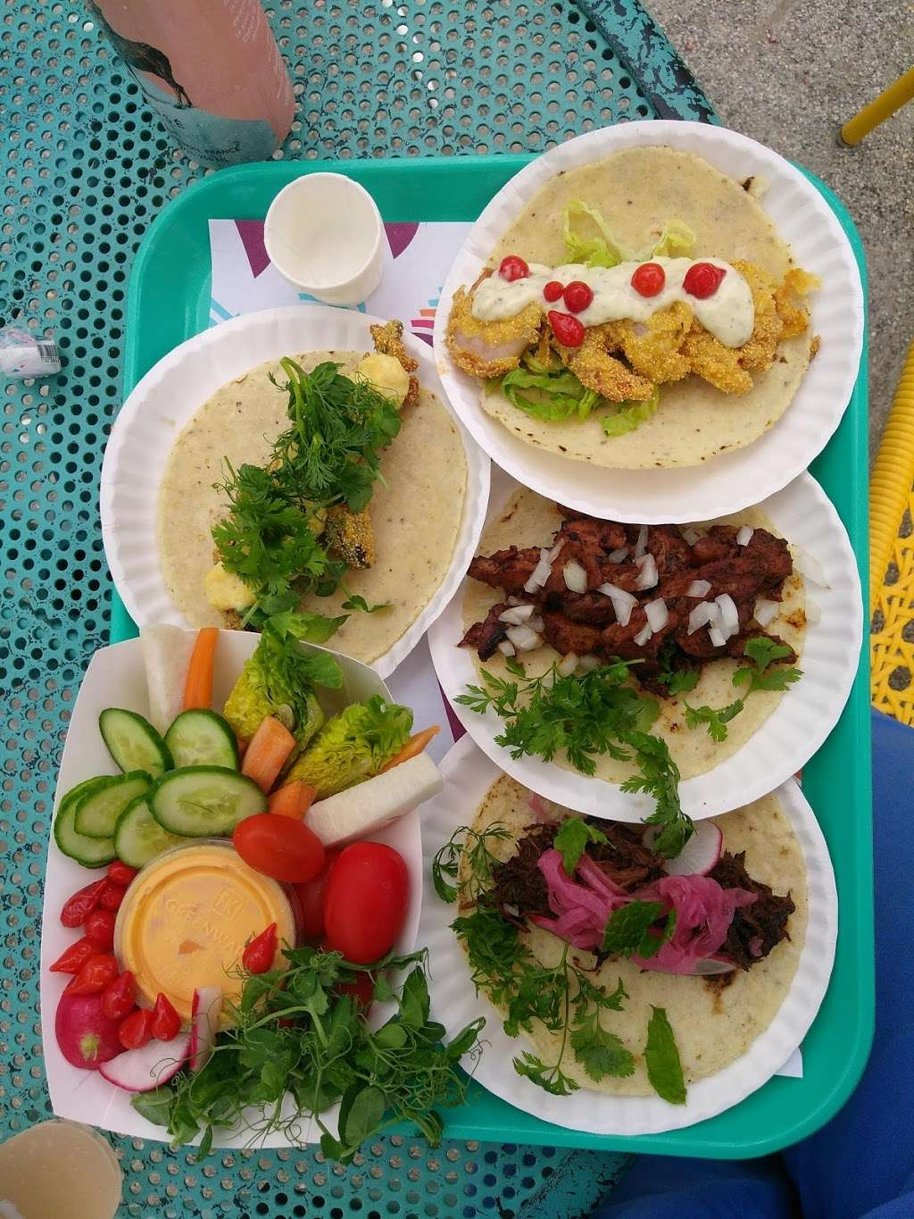 Tacocina - restaurant  | Photo 4 of 10 | Address: 25 River St, Brooklyn, NY 11249, USA | Phone: (646) 783-6825