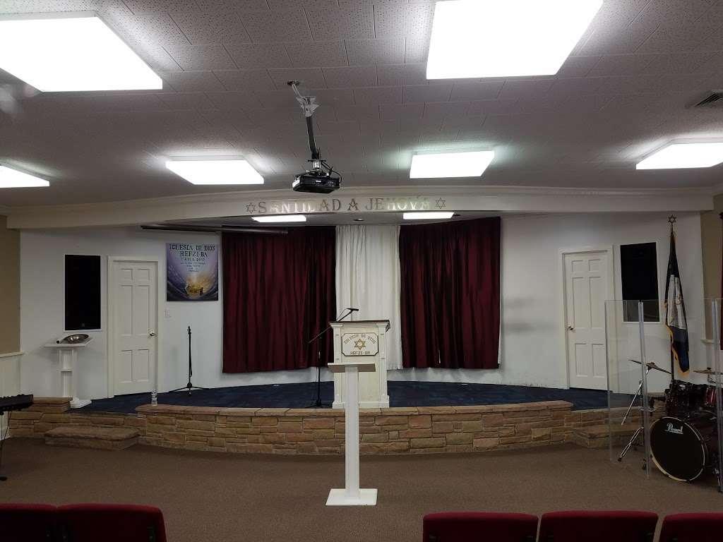 IGLESIA DE DIOS ADVENTISTA - church    Photo 2 of 2   Address: Morris Plains, NJ 07950, USA   Phone: (973) 885-4915