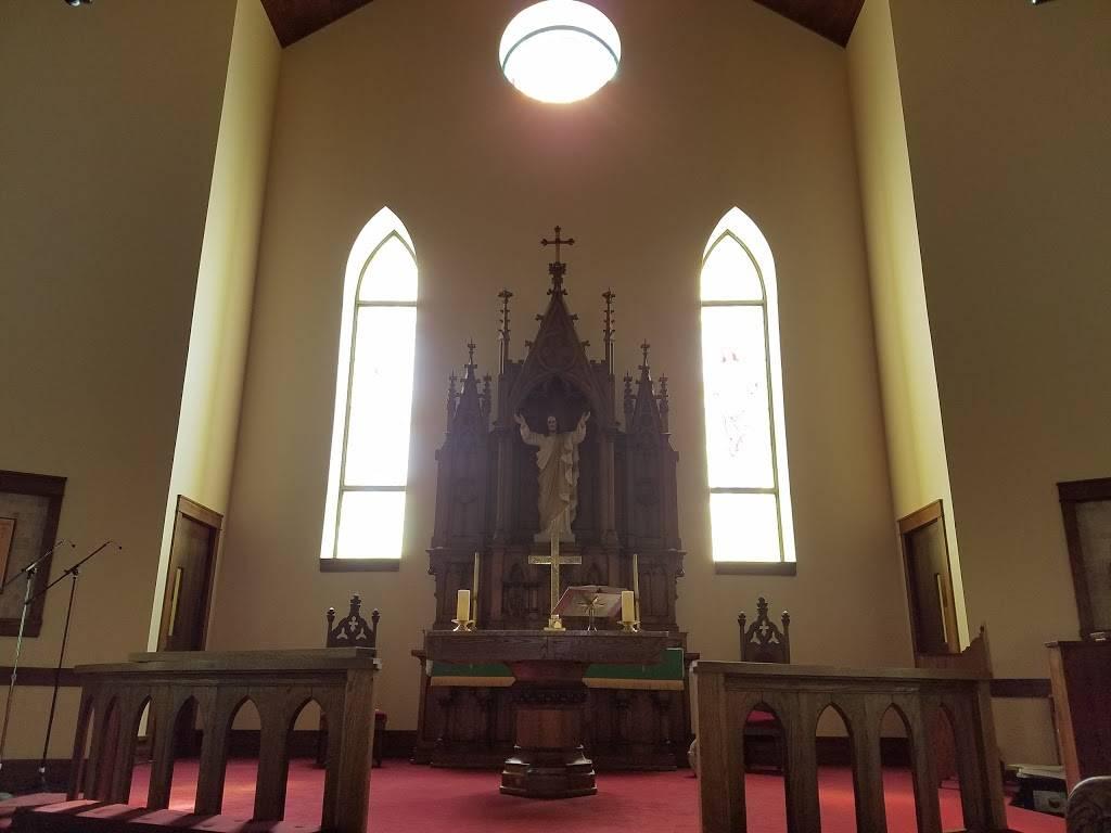 St Johns Evangelical Lutheran Church - church    Photo 6 of 8   Address: 3512 Clinton St, West Seneca, NY 14224, USA   Phone: (716) 668-2152