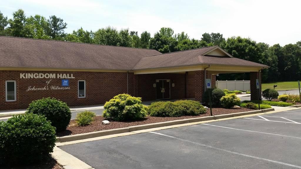 Kingdom Hall of Jehovah's Witnesses - church  | Photo 1 of 3 | Address: 3699 Darbytown Rd, Richmond, VA 23231, USA | Phone: (804) 795-7282