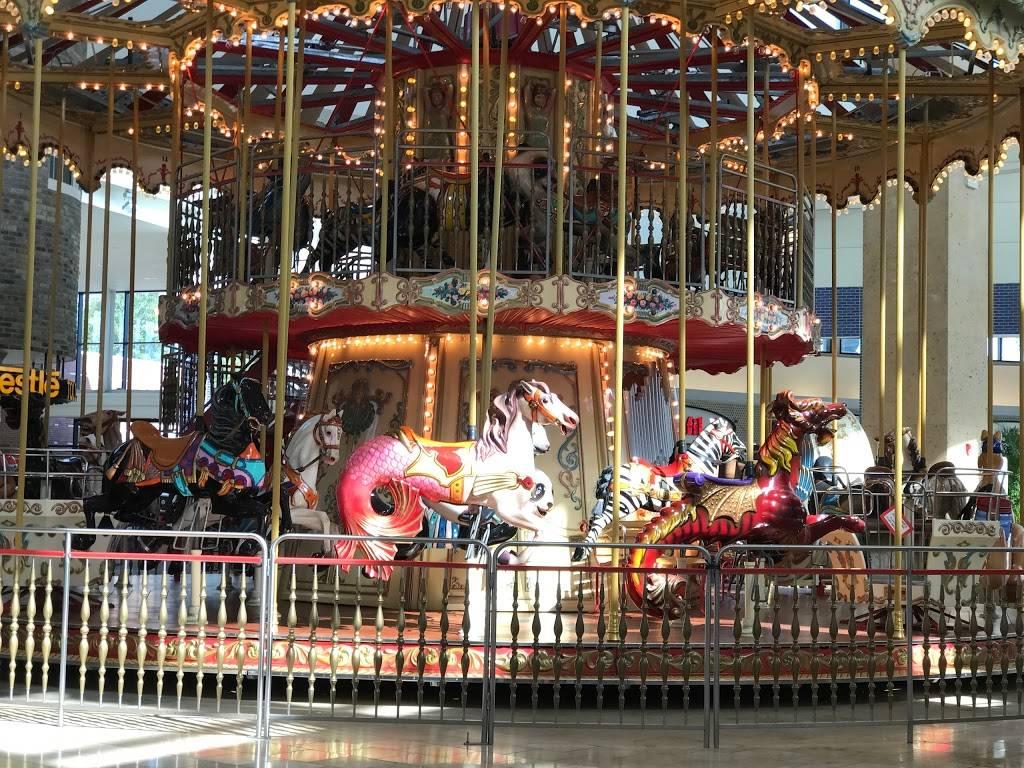 Venetian Carousel - museum  | Photo 1 of 2 | Address: 7968 Citrus Park Town Center Mall, Tampa, FL 33625, USA | Phone: (813) 926-9232