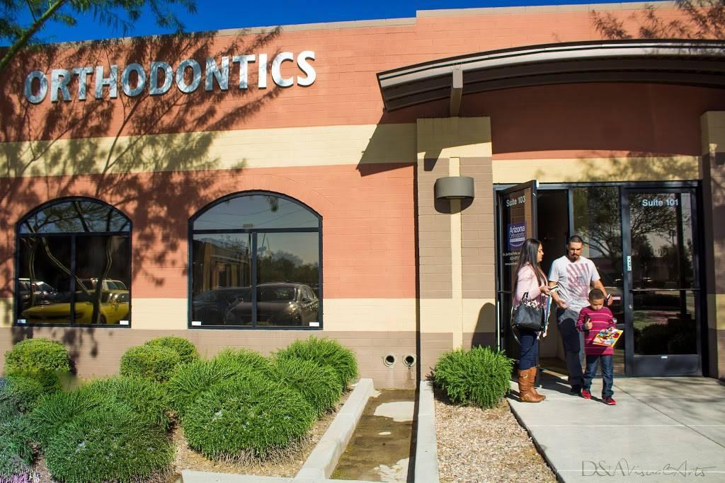 Arizona Orthodontic Centers - dentist    Photo 2 of 10   Address: 4130 N 108th Ave # 103, Phoenix, AZ 85037, USA   Phone: (623) 877-8500