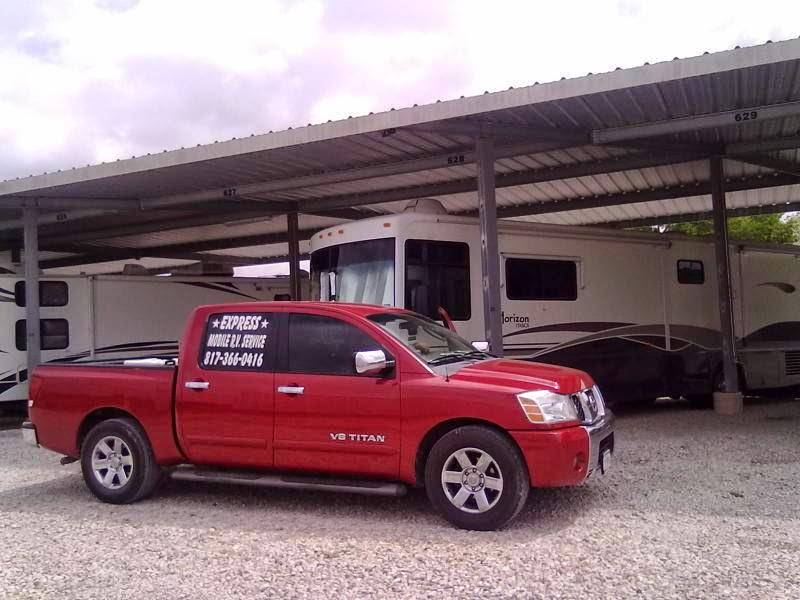 Express Mobile RV Service - car repair  | Photo 3 of 4 | Address: 4740 Keller Haslet Rd #100, Fort Worth, TX 76244, USA | Phone: (817) 366-0416
