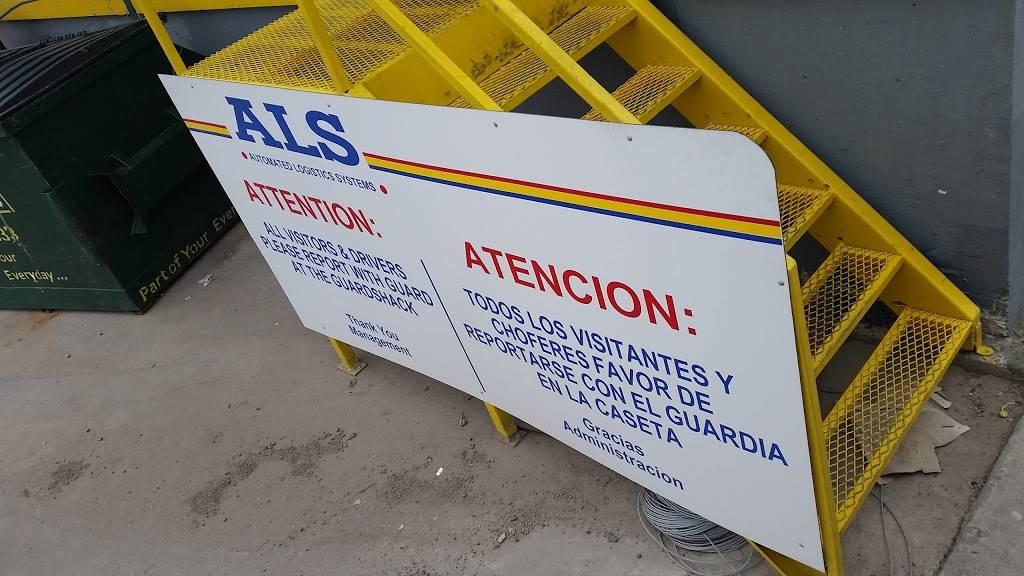 Automated Logistics Systems - storage  | Photo 2 of 6 | Address: 5902 Riverside Dr, Laredo, TX 78041, USA | Phone: (956) 790-9200