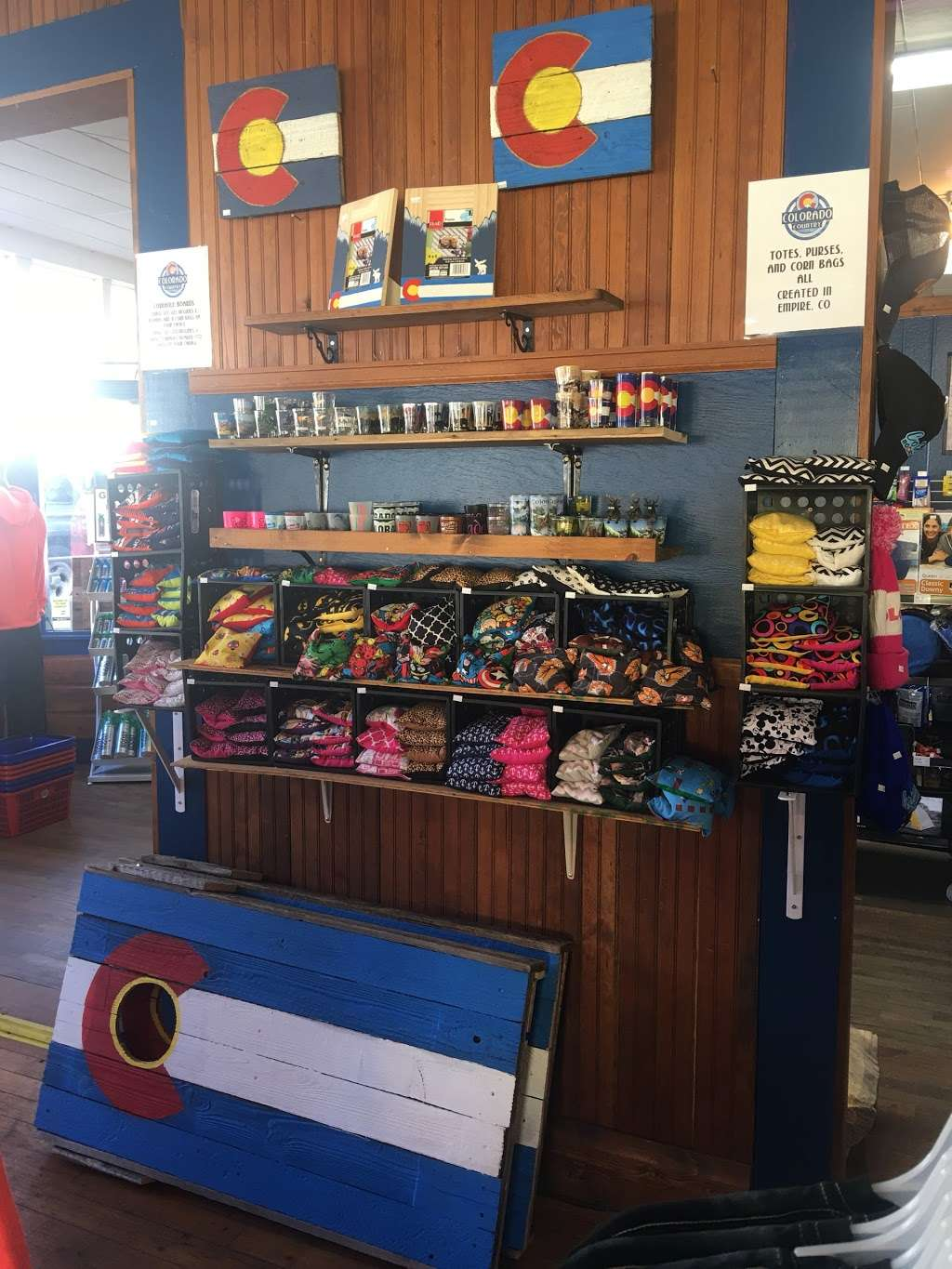 Colorado Country General Store & Souvenirs - convenience store  | Photo 6 of 9 | Address: 6 Park Ave, Empire, CO 80438, USA | Phone: (303) 569-2546