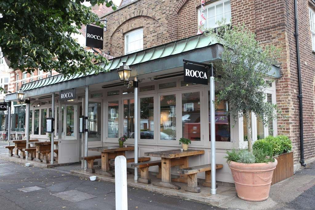 Rocca Di Papa - restaurant    Photo 3 of 10   Address: 75-79 Dulwich Village, London SE21 7BJ, UK   Phone: 020 8299 6333
