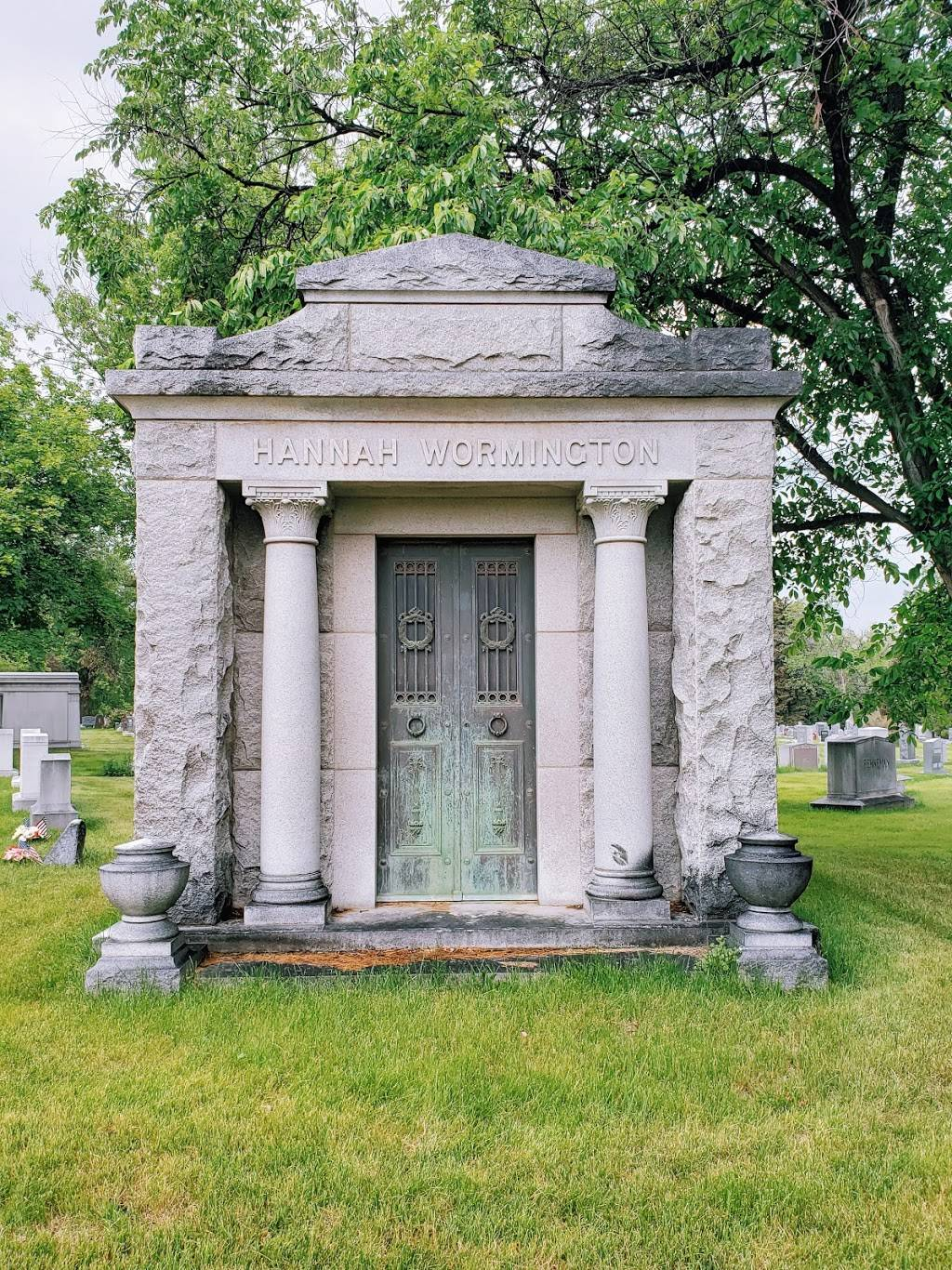 Fairmount Cemetery - cemetery  | Photo 3 of 9 | Address: 430 S Quebec St, Denver, CO 80247, USA | Phone: (303) 399-0692