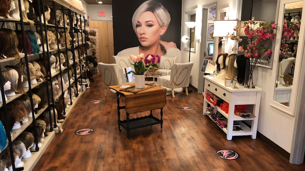 Mane Attraction Wigs - hair care  | Photo 2 of 7 | Address: 139 Lynnfield St Suite 201, Peabody, MA 01960, USA | Phone: (617) 212-2694
